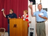 Presentation of RWCC donation to Voices for Veterans and Operation Homefront, WA